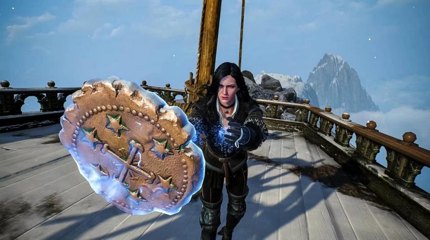 """Ведьмак 3: Как убить джина (джинна) на корабле в """"Последнем желании""""?"""