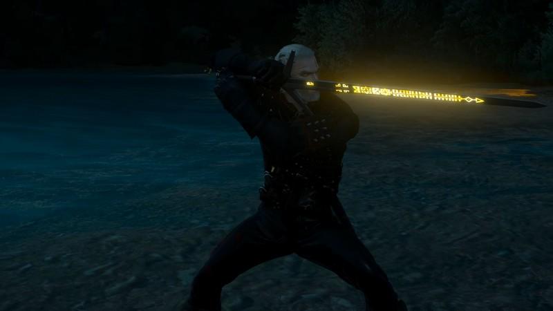 Где найти серебряный меч Владычицы Озера (Арондит) в Ведьмаке 3 - Код ID для консоли