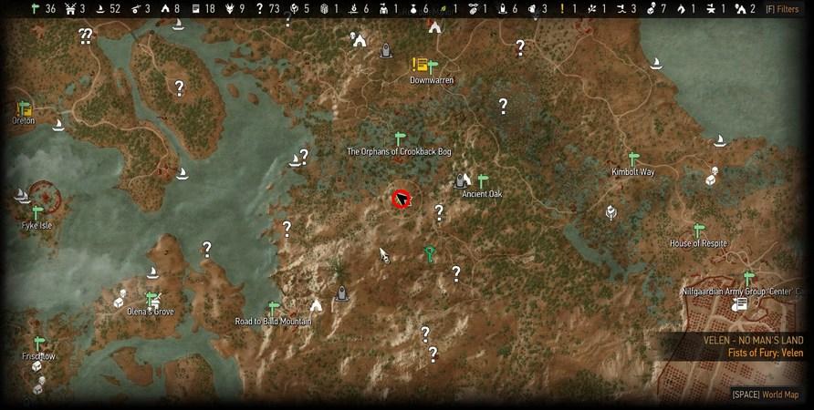 Где найти красные мутагены в Ведьмаке 3: с кого падают и как фармить