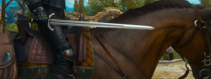 Топ самых сильных стальных мечей в Ведьмак 3: Дикая Охота