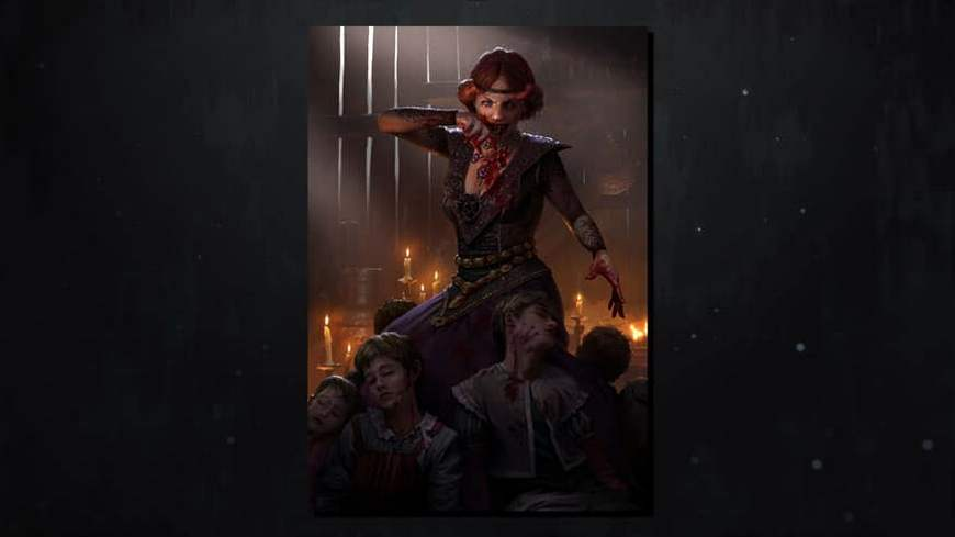 Ведьмак 3: Ориана - что за персонаж, как убить вампиршу