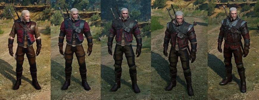 Как улучшать снаряжение (доспехи и мечи) в Ведьмаке 3