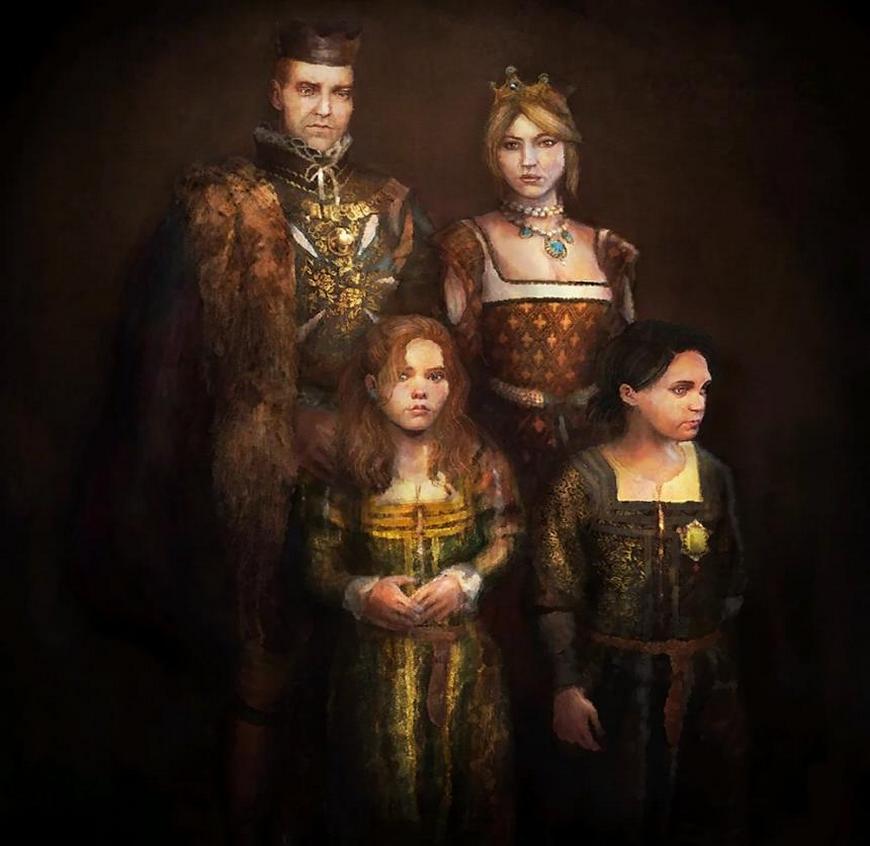 """Сианна в Ведьмак 3: постельная сцена, история персонажа в """"Кровь и вино"""""""