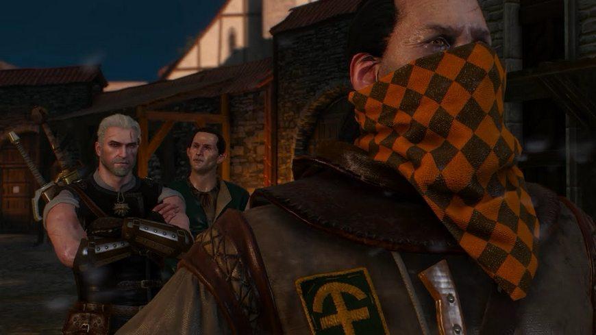 """""""Мечи и вареники"""" в Ведьмак 3: прохождения, последствия, баги задания"""