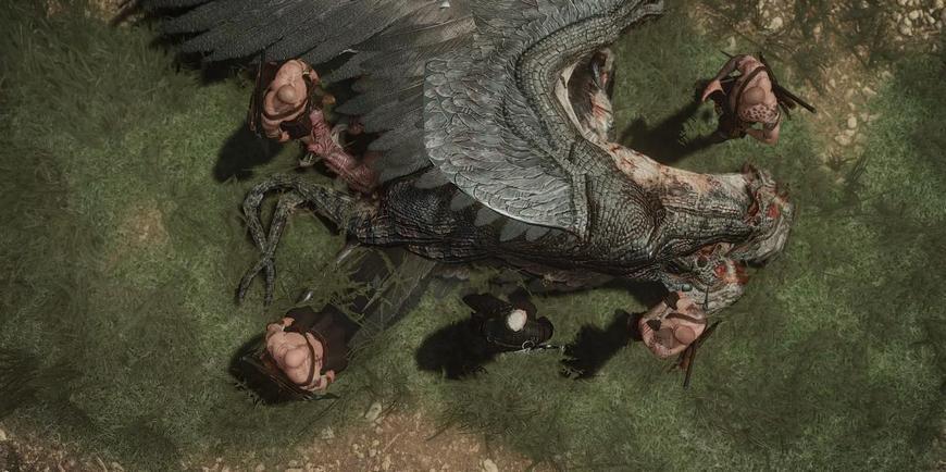 Ведьмак 3: Убивать последнего серебристого василиска или нет