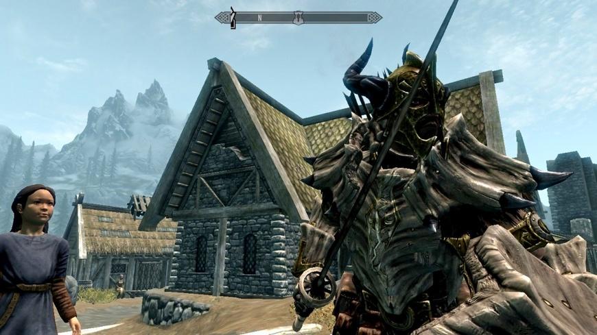 Драконья кость в Skyrim: зачем нужна, кому продать и как вызвать по ID