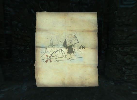 Все карты сокровищ и клады в Skyrim: самый полный гайд