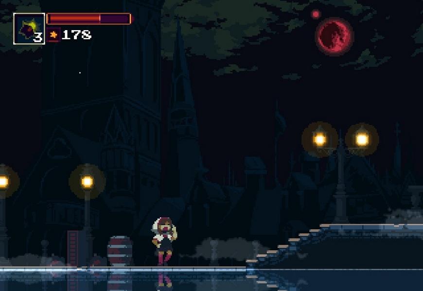 Обзор Momodora: Reverie Under The Moonlight - Маленькая храбрая жрица