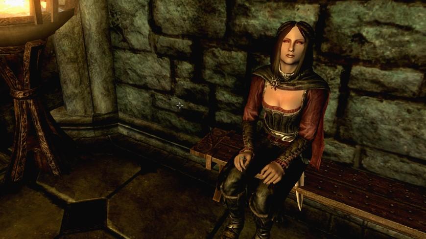 Как излечить Серану от вампиризма в Скайриме (Skyrim)?