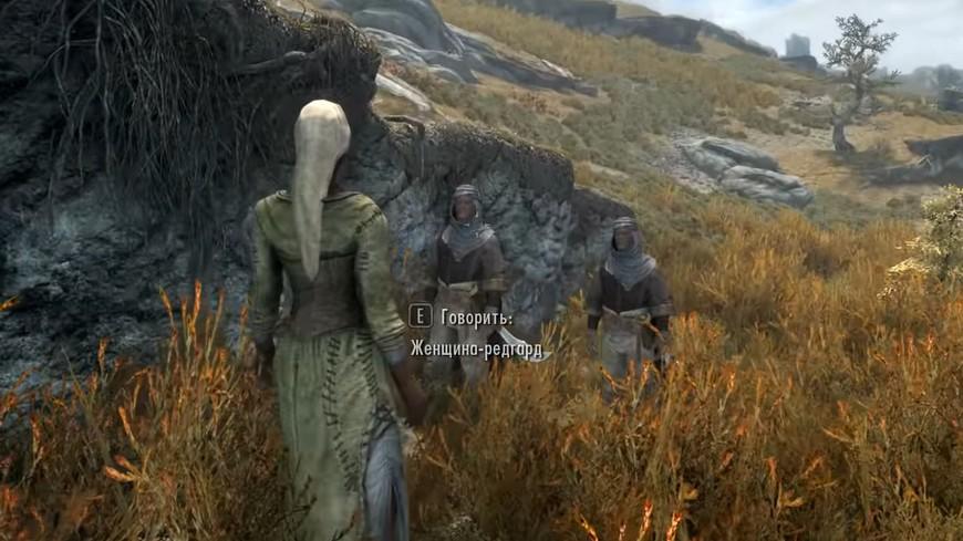 """Skyrim: Квест """"Время лишений"""" - кто прав, прохождение"""