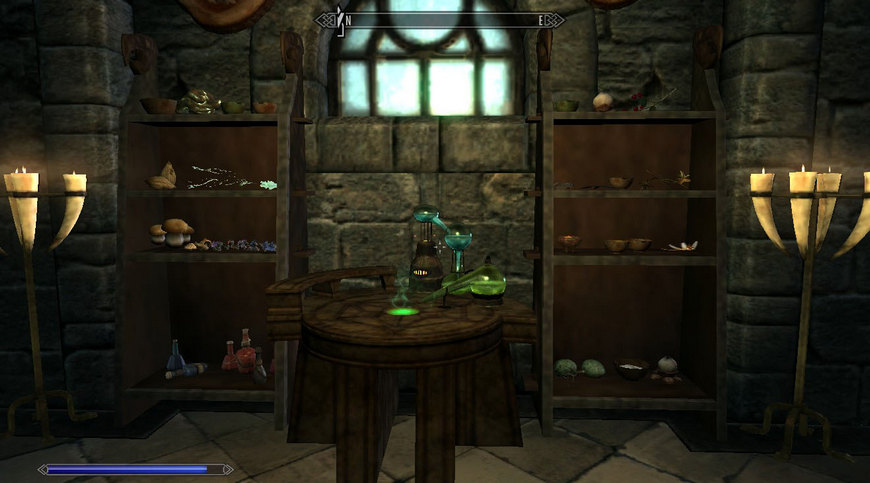 Соль в Skyrim: id код, для чего нужна, где найти