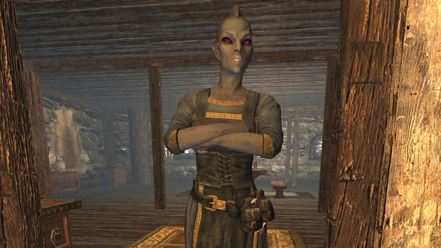 Как попасть в Темное братство в Скайриме?