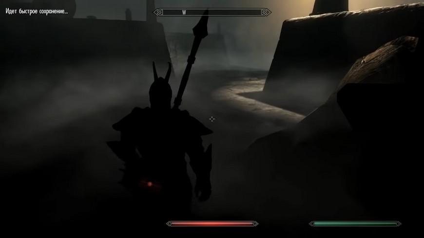 """Как пройти Путь паломника в Skyrim в квесте """"Возвращение сумерек""""?"""
