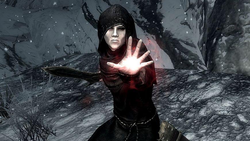 Что будет если стать вампиром в Скайриме (плюсы и минусы вампиризма)?