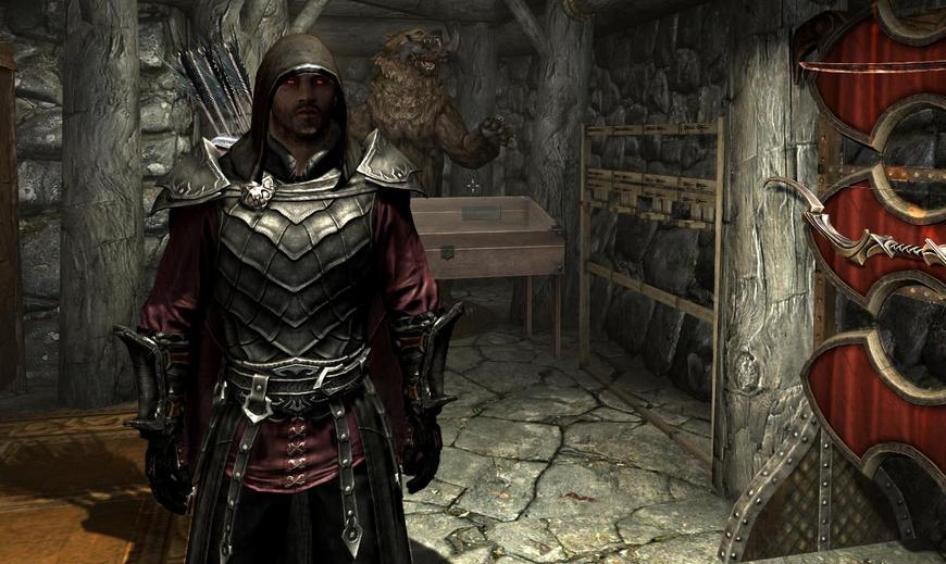 Вампирская броня в Скайрим: королевская и обычная (особенности и секреты)