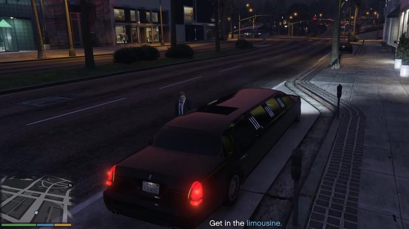 Лимузин в ГТА 5 (Limo): чит-коды, локации и миссии, где можно найти