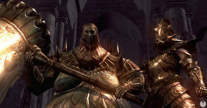 Все боссы Dark Souls 1 Remastered по порядку (основные и дополнительные)