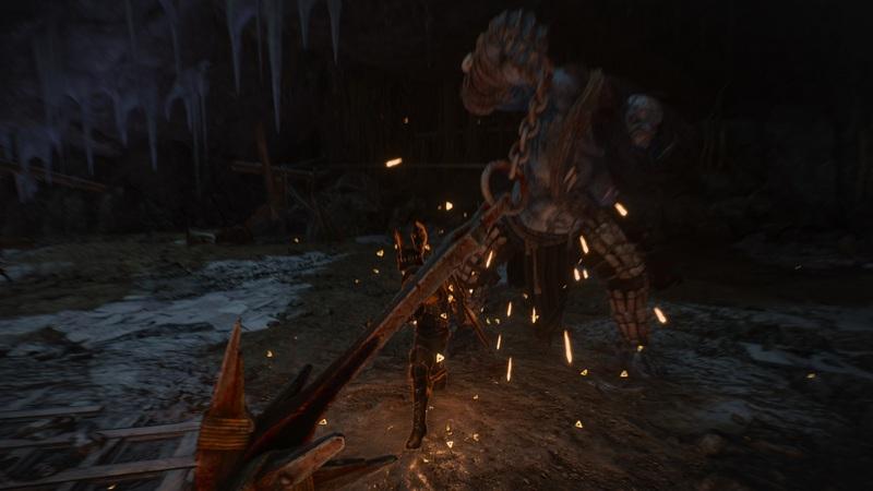 Как убить в Ведьмаке 3 ледяного великана: способности монстра и тактика битвы с ним