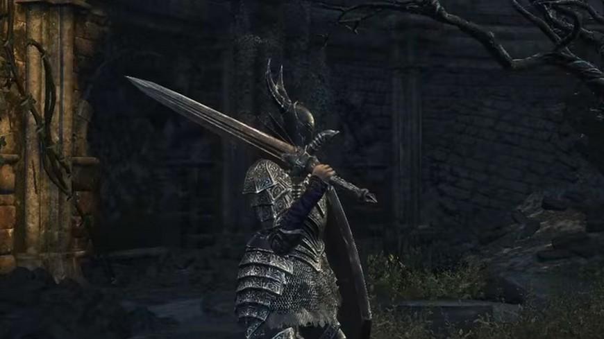 Дарк соулс 3: Меч черного рыцаря - где найти, плюсы и минусы двуручника