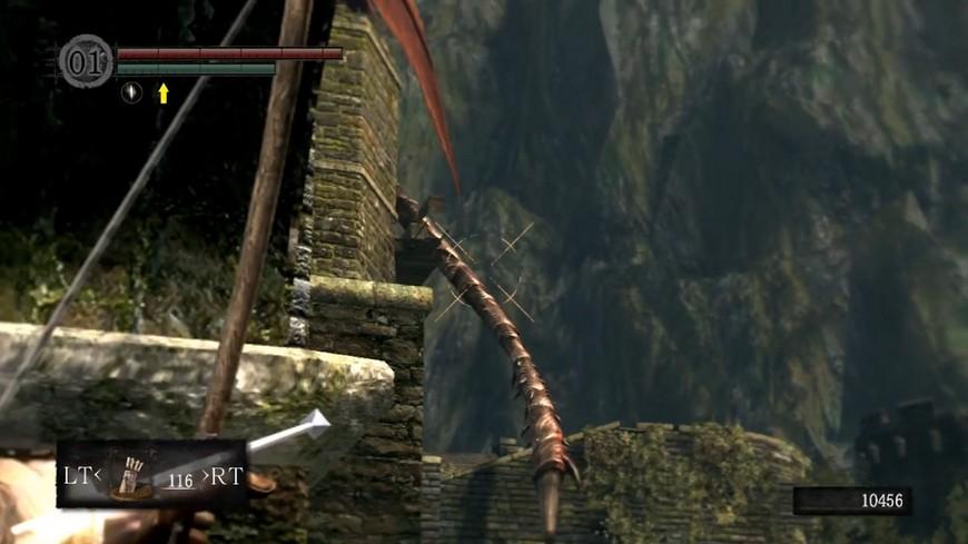 Меч дракона в Дарк соулс 1: где взять, плюсы и минусы оружия