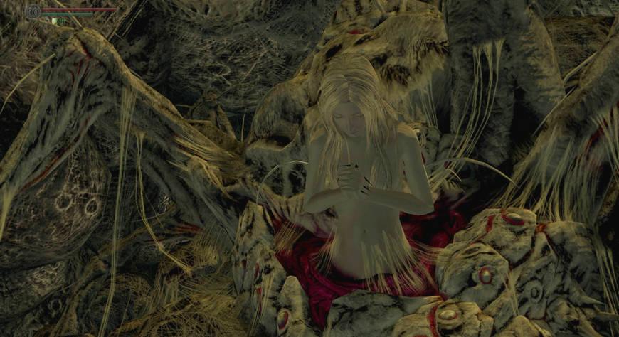 Dark souls Remastered: Кольцо старой ведьмы - стоит ли брать как дар, что дает