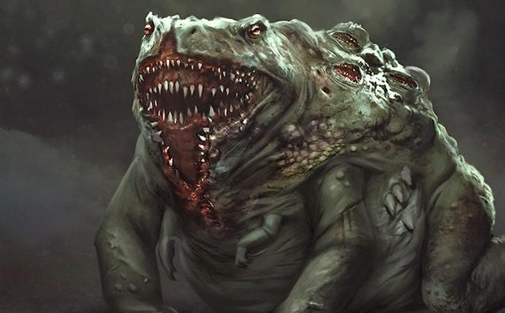 """Как победить жабу-принца в """"Ведьмак 3: Каменные сердца"""""""