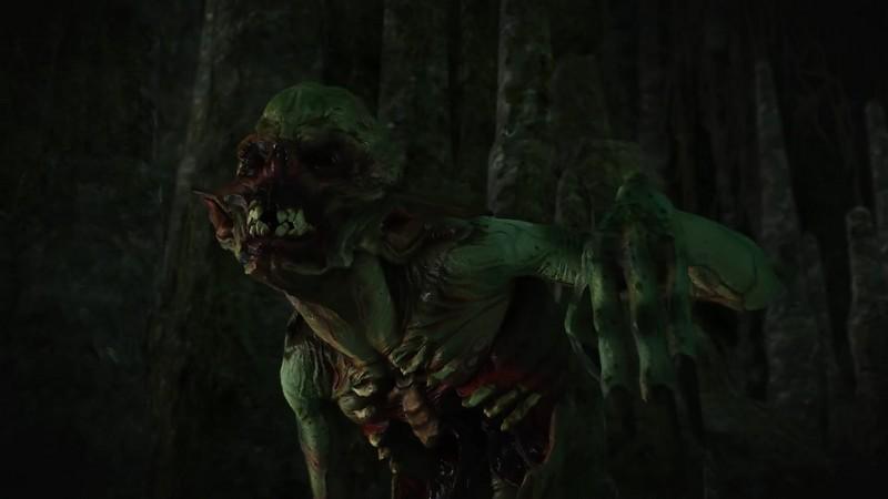 Туманник в Ведьмаке 3: как легко убить прямо в логове (тактика боя)