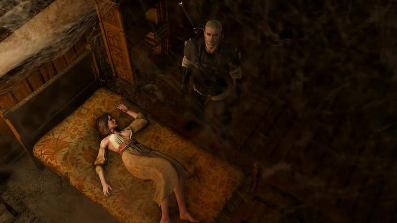 Онейромантика в Ведьмаке 3: что станет с Кориной Тилли в последствии