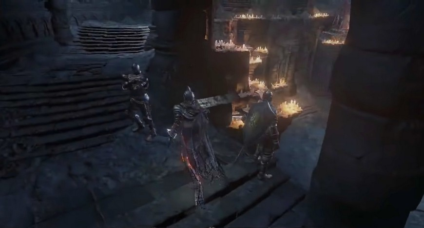 Dark souls 3: Анри из Асторы - как начать квест, где найти персонажа в локациях