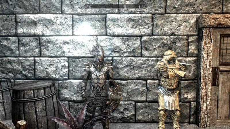 Доспехи в Skyrim: как работает броня, ее максимальный класс, что лучше