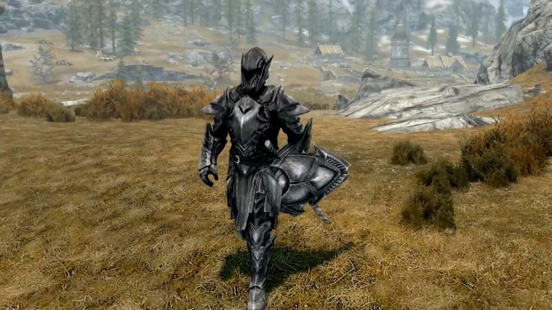 Какая броня и доспехи в Скайриме самые лучшие для воина, вора или лучника
