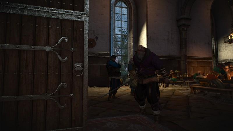 Лугос Безумный в Ведьмаке 3: как обыграть в гвинт и можно ли не убивать