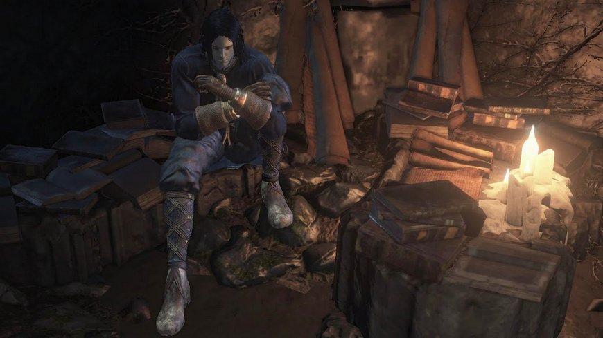Дарк соулс 3: Юрия из Лондора - где найти и как начать квест