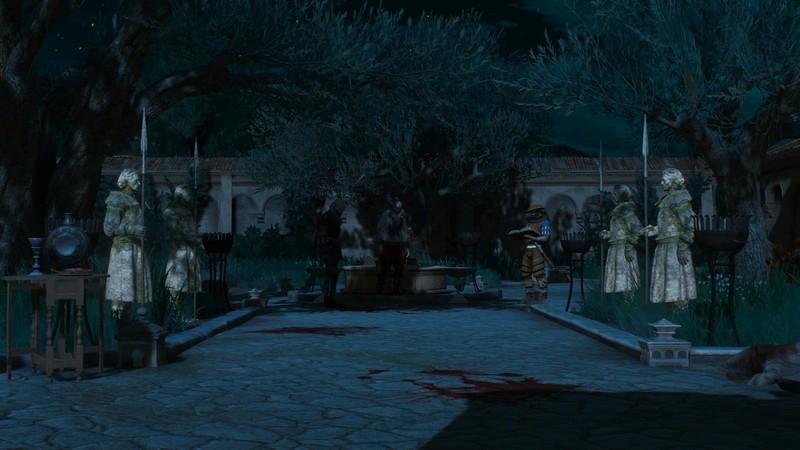 """Скрытый квест """"Реконструкторы"""" в Ведьмаке 3: как узнать предысторию эльфийского проклятья"""