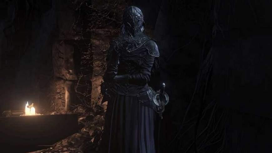 Темная рука в Дарк соулс 3: где найти, преимущества и недостатки