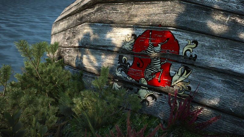 """Квест """"За семью морями"""" в Ведьмаке 3: как узнать судьбу второго корабля"""