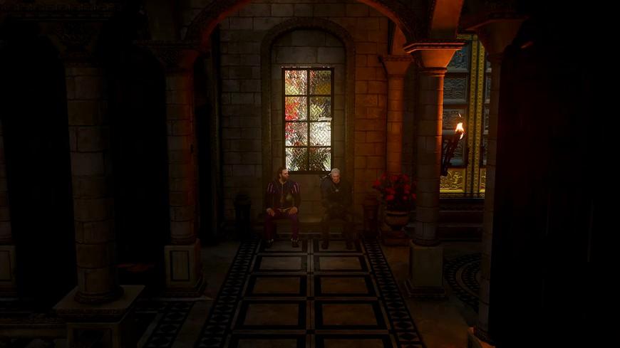 """Ведьмак 3: Банк Чианфанелли в квесте """"Клиент всегда прав"""""""