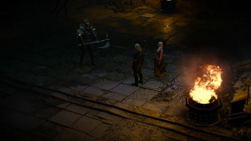 """Квест """"На ощупь"""" в Ведьмаке 3: прохождение, как найти секретную комнату"""