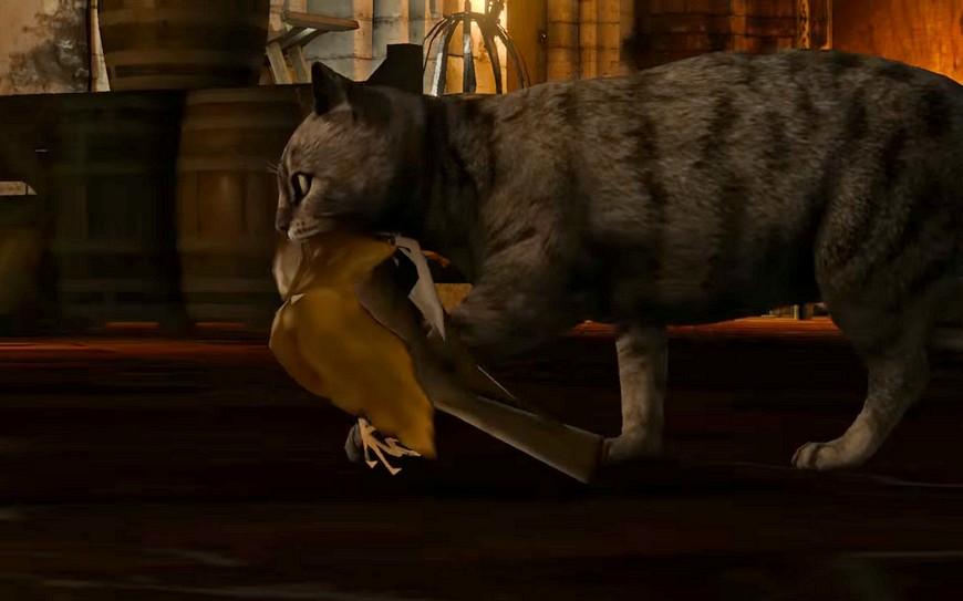 """Ведьмак 3: Квест """"Пейзаж после битвы"""" - последствия, как поиграть с Цири в снежки"""