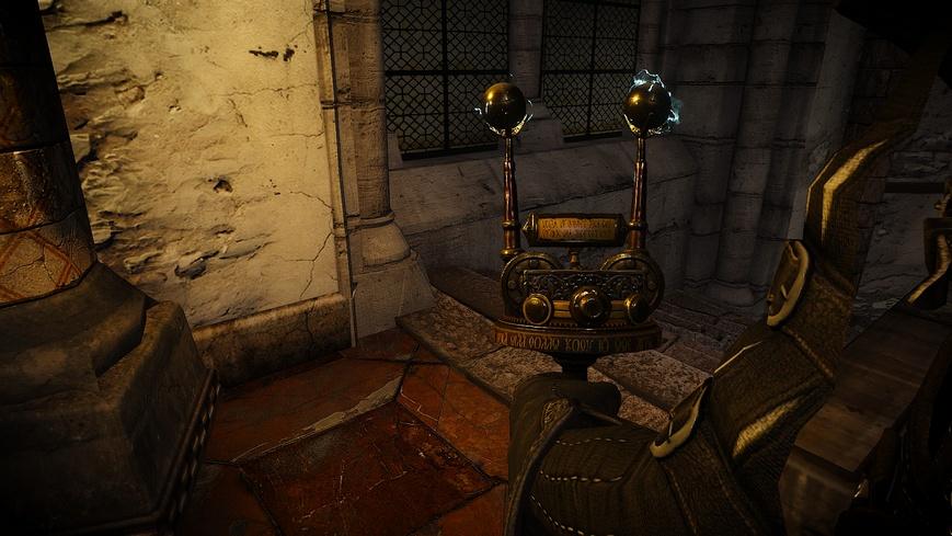 """Квест """"Помехи"""" в Ведьмаке 3: как найти источник и помочь Йеннифер починить мегаскоп"""