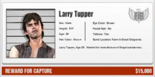 Где находится Ларри Таппер на карте в ГТА 5 (задание от Мод Эклз)