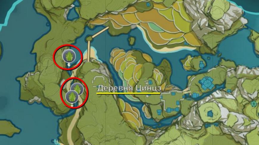 Где найти лягушку в Genshin impact (список мест для фарма)