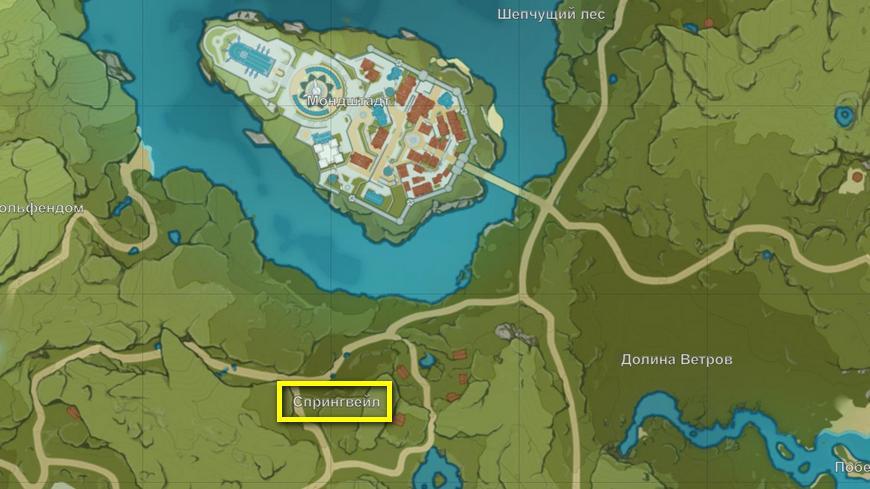 Драфф в Геншин импакт: где найти охотника на карте, связь с Дионой