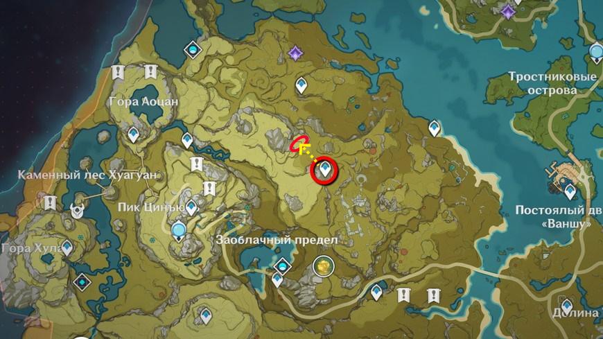 """Достижение """"Вольный стрелок"""" в Геншин импакт: как получить ачивку, место на карте для выполнения"""