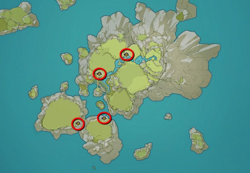 Бродячий дух в Геншин импакт: когда появляется, где найти на карте